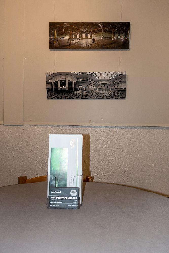 mf Phototainment mit Panorama Fotos der Zeche Westerholt